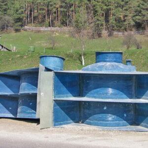 Резервуары с подземными источниками